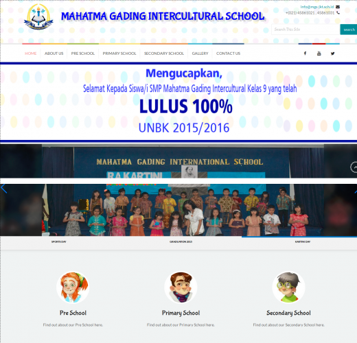 Mahatma Gading International School